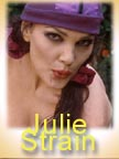Julie Strain Penthouse Pet of the Year and Playboy TV Hostess